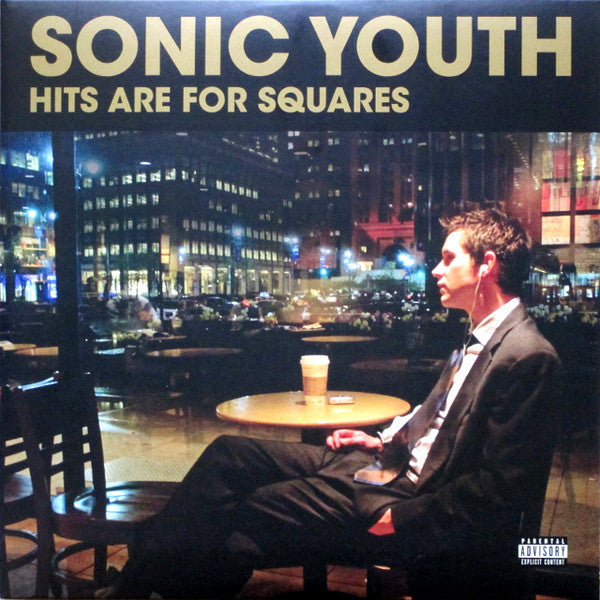 Sonic Youth ‎– Hits Are For Squares - 2 Lp New Vinyl Record (Ltd Ed Numbered) 2010