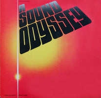 """A Sound Odyssey"" Orchestra – A Sound Odyssey - Mint- Stereo USA 1980's (Audiophile Press) - Instrumental Funk/Disco - Shuga Records Chicago"
