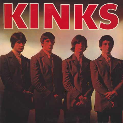 The Kinks - S/T (1964) - New Vinyl 2015 Santuary Records '50th Anniversary' Reissue on 180Gram Vinyl - Rock