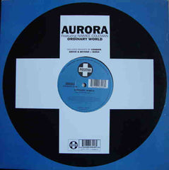 "Aurora Featuring Naimee Coleman – Ordinary World - VG+ 12"" Single USA 2000 - Trance"