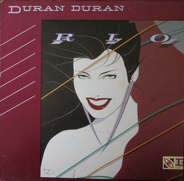 Duran Duran ‎– Rio - VG Stereo 1982 (Original Press With Matching Inner Sleeve) Promo USA - Rock