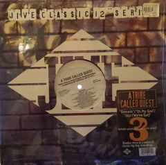 "A Tribe Called Quest – Scenario / Oh My God / Jazz (We've Got) - VG 12"" EP 1997 USA Promo RARE - Hip Hop - Shuga Records Chicago"