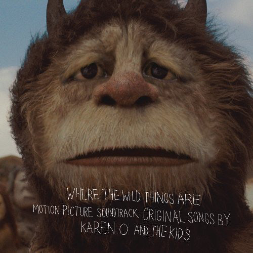 Karen O and The Kids - Where the Wild Things Are (2009) - New Lp Record 2019 Netherlands Import Colored Vinyl - Soundtrack