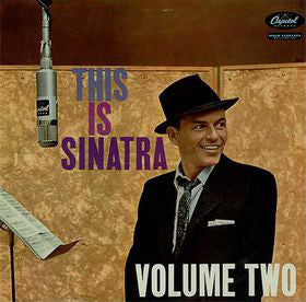 Frank Sinatra ‎– This Is Sinatra Volume Two - VG+ 1958 Mono (UK Import) Original Press - Jazz / Vocal