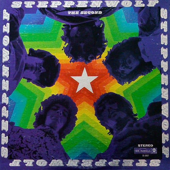 Steppenwolf – The Second - VG+ 1968 Stereo USA (Original Press)(Capitol Record Club pressing) - Psych Rock - B16-034