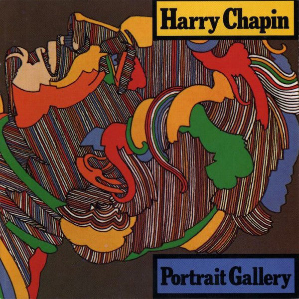 Harry Chapin ‎– Portrait Gallery - Mint- Stereo USA 1975 - Rock