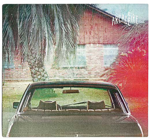 Arcade Fire - The Suburbs - New Vinyl - 2010 Merge Records 2-LP Canadian Press - Indie Rock / Baroque Pop
