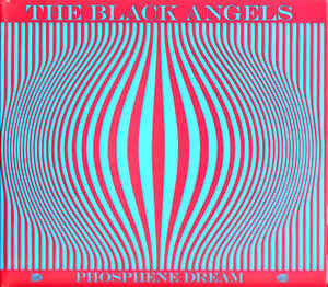 Black Angels - Phosphene Dream - New Vinyl Record 2010 180 Gram Gatefold w/ 16 Page Book and MP3 Download - Psych / Garage Juggernauts from Austin TX