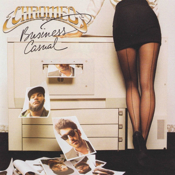 Chromeo - Business Casual - New Vinyl 2010 Atlantic / Big Beat / Vice - Electro-Funk / Nu-Disco / Dance-Rock