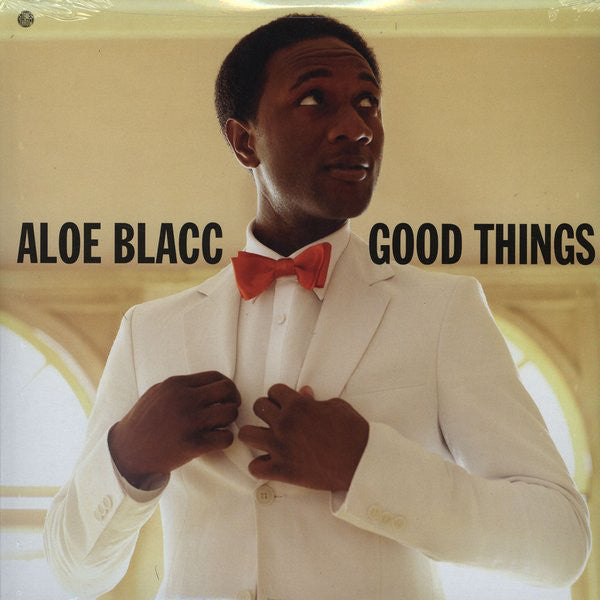 Aloe Blacc ‎– Good Things - New Vinyl Record 2 Lp - 2010