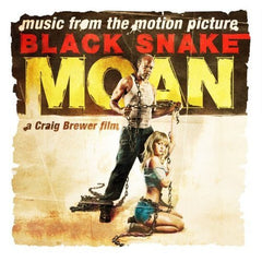 Black Snake Moan : Original Motion Picture Soundtrack - New Vinyl 2008 USA 180 Gram Vinyl - Soundtrack