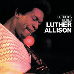 Luther Allison – Luther's Blues - VG+ 1974 Stereo USA (Original Press) - Soul/Funk - B16-051