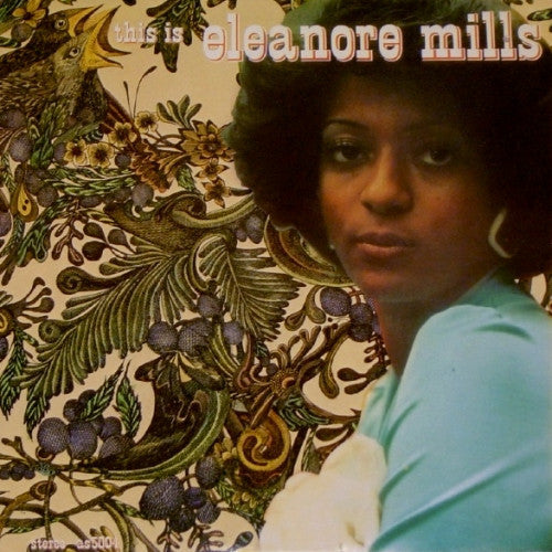 Eleanore Mills - This Is - New Lp Record 2016 180 gram UK Import Vinyl - Soul / Disco / R&B