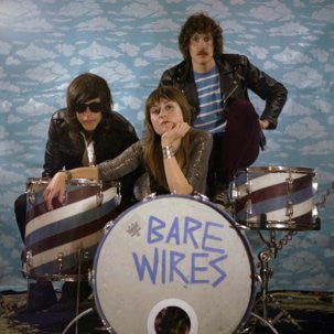 Bare Wires - Artificial Clouds - New Lp Record 2009 Tic Tac Totally! Chicago - Power Pop / Garage Rock