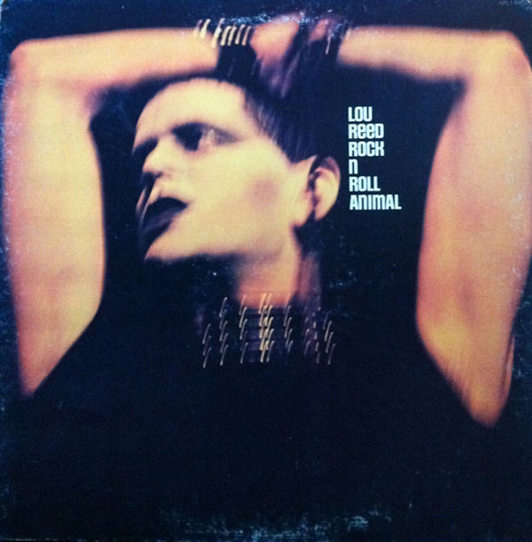 Lou Reed - Rock'n'Roll Animal (1974) - New Vinyl - 2012 RCA Reissue of the Classic Live Album - Rock