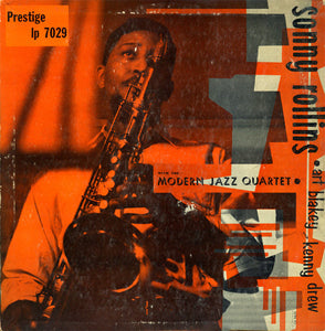 Sonny Rollins - with the Modern Jazz Quartet - New Vinyl Record - Mono Reissue 2011