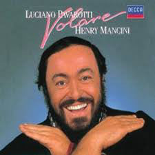 Luciano Pavarotti ‎– Volare - New Vinyl Record 1987 (Original Press) Canada Press - Classical