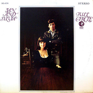 Ian & Sylvia ‎– Full Circle - Mint- Lp Record 1968 MGM USA Vinyl - Folk