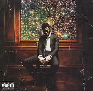 Kid Cudi - The Man On The Moon II: Legend of Mr. Rager - New 2 Lp Record 2010 Universal Motown USA Vinyl - Hip Hop