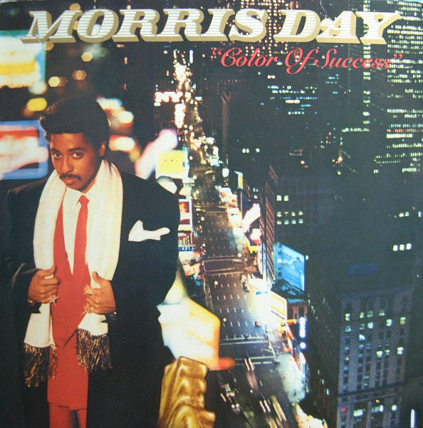 Morris Day ‎– Color Of Success - VG+ 1985 Stereo USA (Prince Related) - Funk/Soul