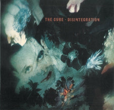 The Cure - Disintegration - New Vinyl 2010 Atlantic / Rhino Deluxe Gatefold 2-LP Reissue (First time on 2-LP!) - Darkwave / Alt-Rock / Post-Punk