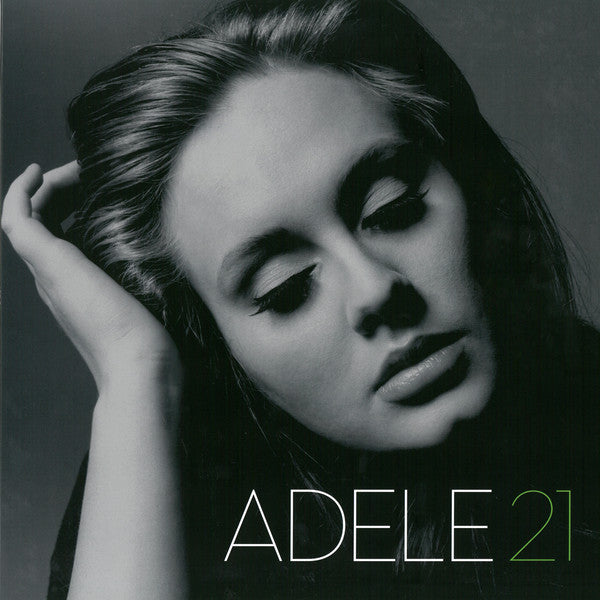 Adele - 21 - New Lp Record 2011 USA Vinyl & Download - Pop / Neo Soul