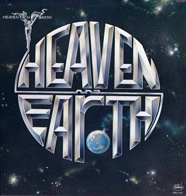 Heaven & Earth ‎– Heaven And Earth - VG Stereo 1978 USA - Funk / Soul