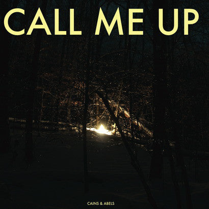 Cains & Abels - Call Me Up - Mint- Lp Record 2011 Positive Beat USA Vinyl, Poster & Download - Chicago Rock