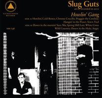 Slug Guts - Howlin' Gang - New Vinyl Record 2010 Sacred Bones w/ Download - Post-Punk / Garage