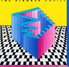The Strokes - Angles - New Vinyl 2011 - Gatefold 180gram LP - Garage / Post-Punk Revival / Indie