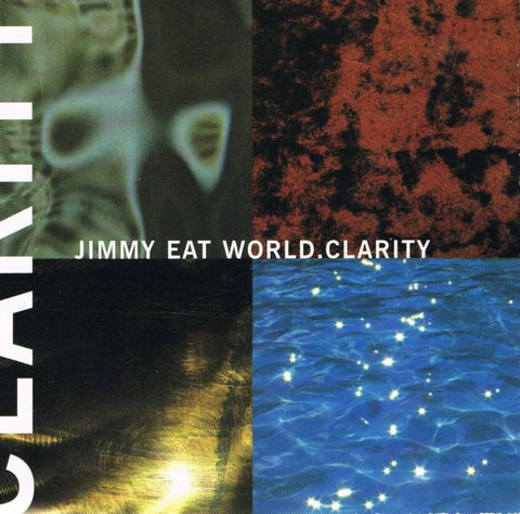 Jimmy Eat World - Clarity - New Vinyl 2016 SRC Limited Edition Reissue Gatefold 2-LP on Clear Vinyl - Pop-Punk / Emo / Alt-Rock