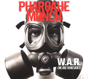 Pharoahe Monch - War (We Are Renegades) - New Vinyl Record 2 Lp w/Download 2011