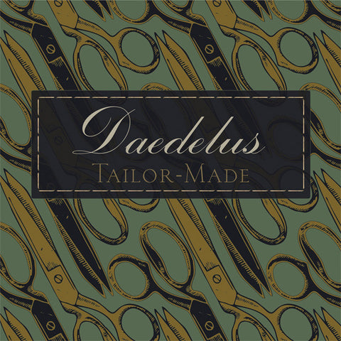 "Daedelus - Tailor Made - New 12"" Single Record Store Day 2011 Ninja Tune UK Import Vinyl - Electronic / Trip Hop / Downtempo"