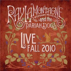 Ray LaMontagne & The Pariah Dogs - Live Fall 2010 - New Vinyl 2011 RCA USA - Neo Folk / Blues / Soul