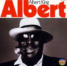 Albert King – Albert - VG 1976 Stereo USA (Original Press) - Blues