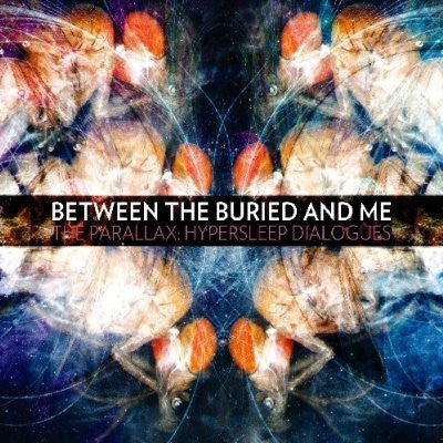 Between the Buried and Me - The Parallax: Hypersleep Dialogues - New Vinyl Record 2013 Metal Blade USA w/ Download - Techmetal / Death / Metalcore