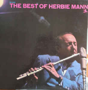 Herbie Mann ‎– The Best Of Herbie Mann - VG+ 1965 Stereo Prestige Original Press USA - Jazz / Latin