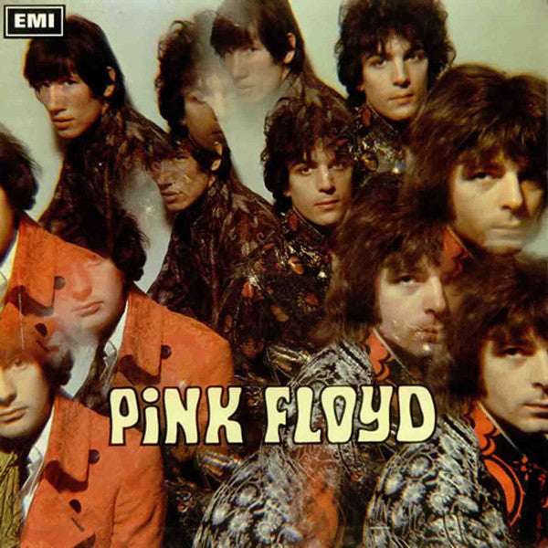 Pink Floyd - The Piper At The Gates Of Dawn (1967) - New Vinyl - 2016 180Gram Reissue Remastered from the Original Analogue Tapes - Psych