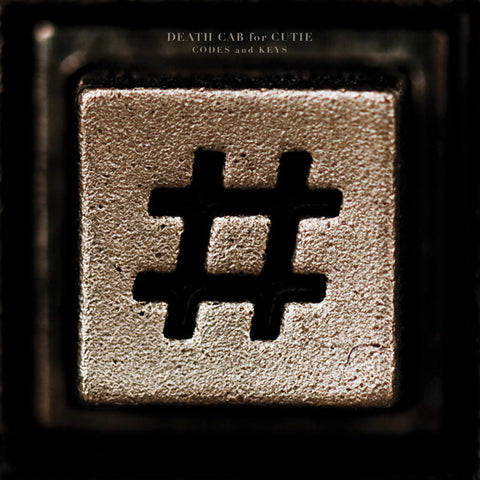 Death Cab for Cutie - Codes & Keys -New Vinyl 2011 Barsuk Deluxe 2 Lp 180gram with Gatefold Jacket - Indie Pop / Rock