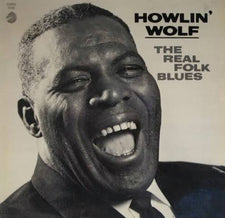 Howlin' Wolf - The Real Folk Blues - New Vinyl 2015 DOL EU 180gram Pressing - Blues