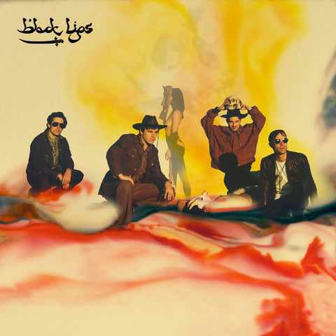 Black Lips ‎– Arabia Mountain - New Lp Record 2011 USA Vinyl & Download - Garage Rock / Punk / Indie