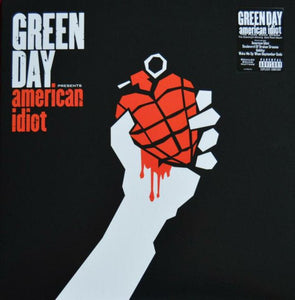 Green Day - American Idiot - New Vinyl 2 Lp Record 2009 180gram Reissue with Gatefold Jacket - Pop / Punk