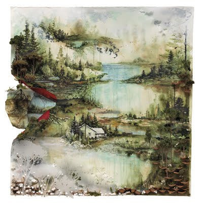 Bon Iver - Bon Iver, Bon Iver - New Vinyl 2011 Jagjaguwar Gatefold Pressing with Download - Eau Claire, Wisconsin Indie Folk - PLAY THIS WHEN YOU WANNA SMOOCH YOUR GIRL