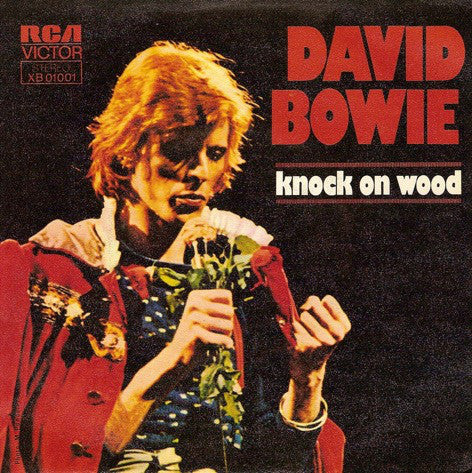 David Bowie - Knock on Wood - New Vinyl Record 2015 Parlophone EU Limited 40th Anniversary 7""