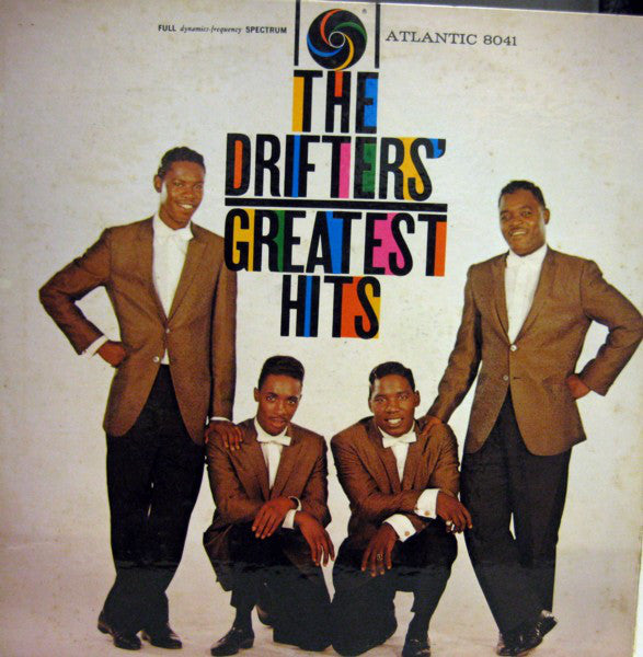 The Drifters – The Drifters' Greatest Hits - VG+ 1960 Mono (Original Press) USA - Soul/R&B