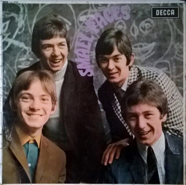 Small Faces ‎– Small Faces (1966) - New Lp Record 2015 Decca Europe Import 180 gram Vinyl & Download - Rock / Mod