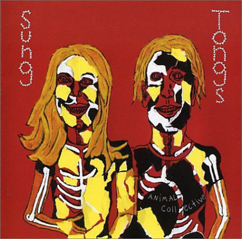 Animal Collective - Sung Tongs - New Vinyl Record 2 Lp - 2011 FatCat USA with download - Rock / Experimental / Indie / Acoustic