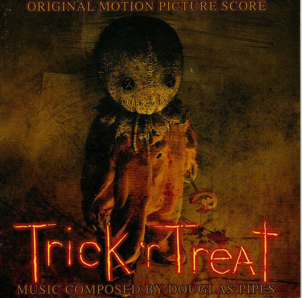 Soundtrack / Douglas Pipes - Trick 'r Treat - New Vinyl Record 2014 Waxworks Limited Edition Gatefold 2-LP 180gram Colored Vinyl