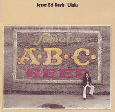 Jesse Ed Davis ‎– Ululu - New Vinyl (Vintage 1972) USA Original Press - Rock/Blues