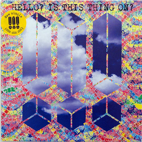 "!!! - Hello? Is This Thing On? - New Vinyl 2004 12"" Single - Dance / Post-Punk - Shuga Records Chicago"